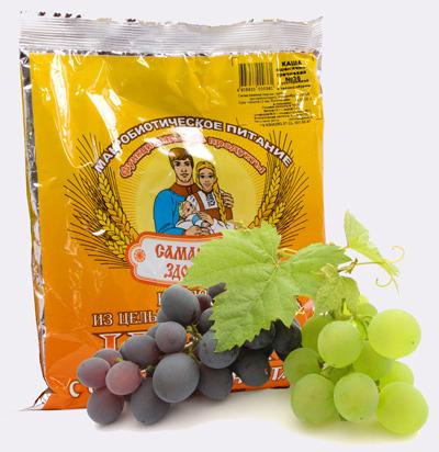Самарский Здоровяк №61 с виноградной косточкой