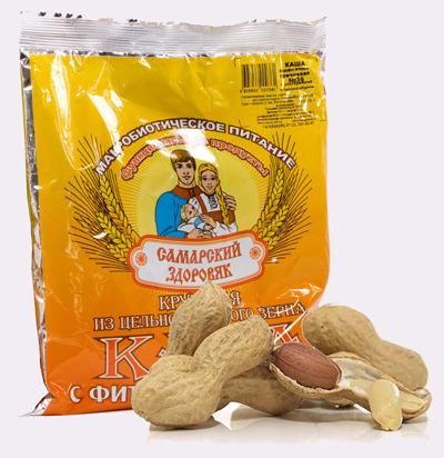 Самарский Здоровяк №68 с арахисом