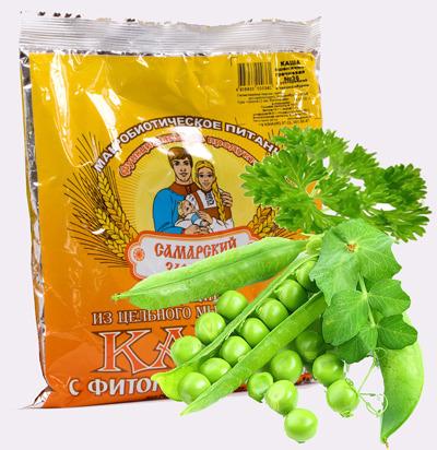 Самарский Здоровяк №77 с зеленью
